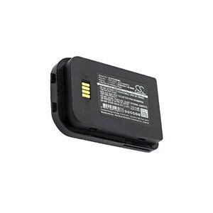 Nautiz X5 eTicket batteri (5200 mAh, Sort)