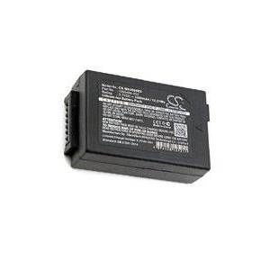 Motorola 3 Model C batteri (3300 mAh, Sort)