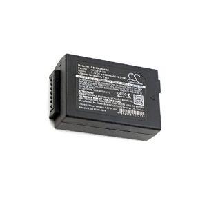 Pantone Batteri (3300 mAh, Sort) passende til Pantone S86T