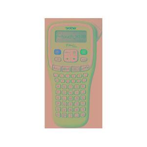 Brother P-touch H100LB Märkmaskin Lämplig för tejp: TZ 3.5 mm, 6 mm, 9 mm, 12 mm