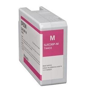 Epson Färgpatron, Epson ColorWorks C6000 & C6500, rosa (magenta)
