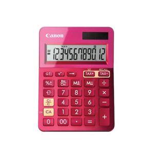 Canon Bordsräknare LS123K-MPK  med 12-siffrig display, rosa