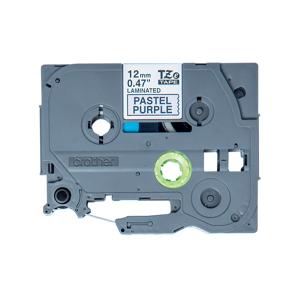 Brother TZeM tape 12mm x 4m purple