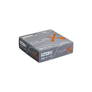 Rapid Häftklammer DUAX 1000st/ask