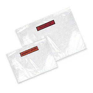 Følgeseddellomme 60 My 315x225mm Packing List