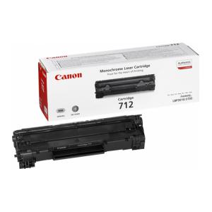 Canon 712 / 1870B002 sort toner - Original
