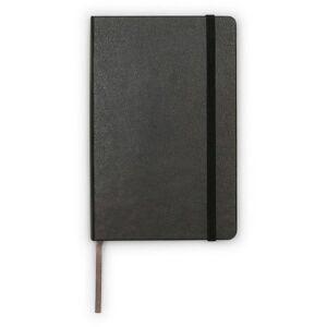 Moleskine Ruled Hard Notebook Pocket Black