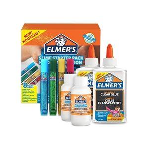 Elmers slime starter kit