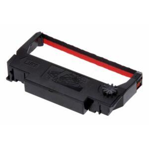 Epson ERC-38 svart/red ribbon  C43S015376 Replace: N/A