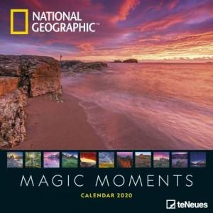 Kalender TN 30x30 Magic moments: 2020