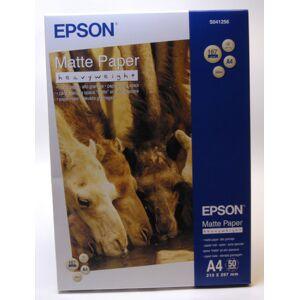 Epson C13S041256 - Fotopapper Epson 167 gr. matt A4 (50 ark)