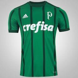 adidas Camisa do Palmeiras I 2017 adidas - Masculina - VERDE