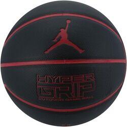 Nike Bola de Basquete Nike Jordan Hyper Grip 4P - PRETO/VERMELHO