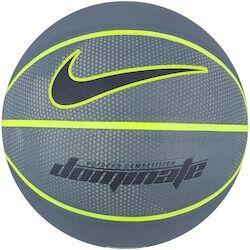 Nike Bola de Basquete Nike Dominate 8P BB0635 - CINZA ESCURO/PRETO
