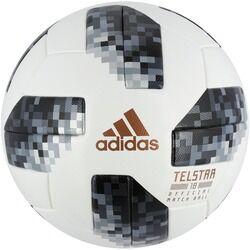 adidas Bola de Futebol de Campo Telstar Oficial Copa do Mundo FIFA 2018 adidas OMB - BRANCO