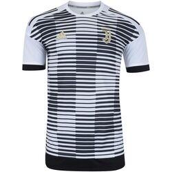 adidas Camisa Pré-Jogo Juventus 17/18 adidas - Masculina - BRANCO/PRETO