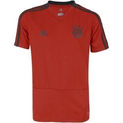 adidas Camisa de Treino Bayern de Munique 18/19 adidas - Infantil - VERMELHO