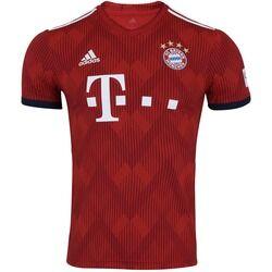 adidas Camisa Bayern de Munique 18/19 adidas - Masculina - VERMELHO/BRANCO