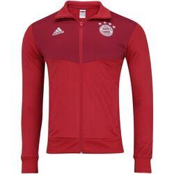 adidas Jaqueta Bayern de Munique 3S 18/19 adidas - Masculina - VERMELHO