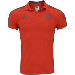 adidas Camisa Polo Bayern de Munique 18/19 adidas - Masculina - VERMELHO