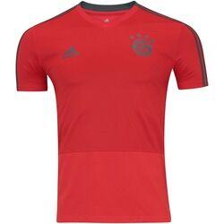 adidas Camisa de Treino Bayern de Munique 18/19 adidas - Masculina - VERMELHO