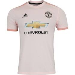 adidas Camisa Manchester United II 18/19 adidas - Masculina - ROSA
