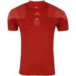 adidas Camisa Real Madrid 18/19 Lic adidas - Masculina - VERMELHO