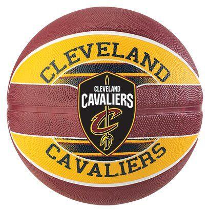 Bola de Basquete Spalding NBA Cleveland Cavaliers Team Rubber Basketball Tam 7 - Unissex