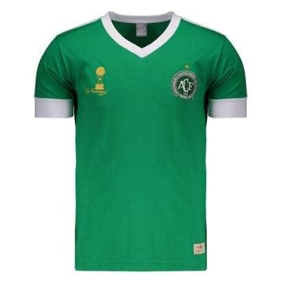 Camisa Retr Chapecoense Sul Americana 2016 Masculina - Masculino
