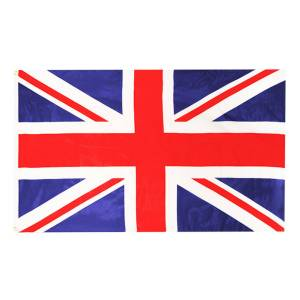 Henbrandt Flagg Storbritannia