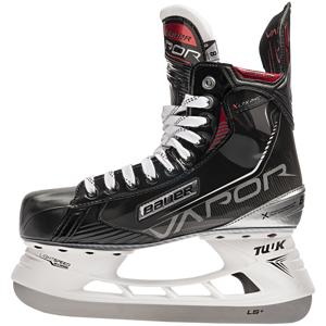 bauer S21 VAPOR XLTX PRO SKATE SR 21/22, hockeyskøyte senior D 10,5 / 46 D