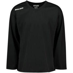 bauer Flex Practice Jersey 19, treningstrøye senior XXL BLACK