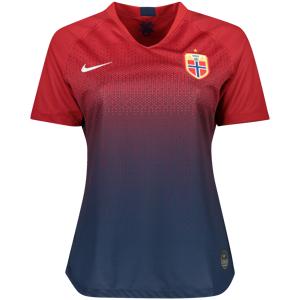 Nike Norges landslagstrøye VM 2019, fotballtrøye dame