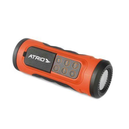 Atrio Esportes Speaker Bluetooth Com Lanterna Atrio BI085 BI085