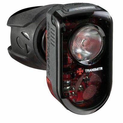 Iluminação Bontrager Lanterna traseira sem fio Flare RT USB - Unissex