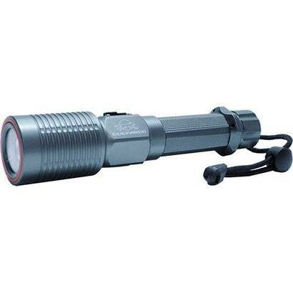 Lanterna Tática Guepardo High TEC 350 Recarregável - Unissex