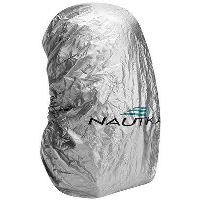 Capa P/ Mochila Nautika - Unissex-Prata