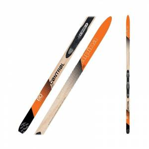 Alpina BC Control 60 E Orange Orange 210