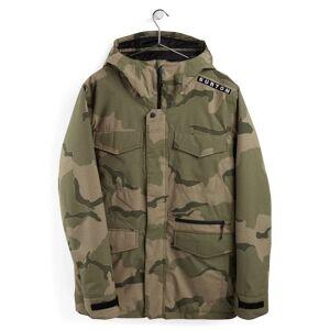 Burton Men's Covert Jacket Grøn Grøn S