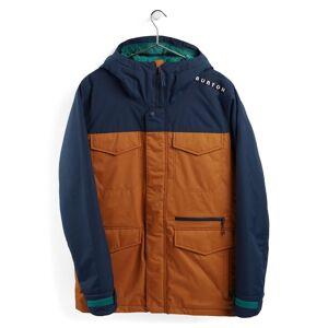 Burton Men's Dunmore Jacket Orange Orange L