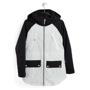 Burton Women's Prowess Jacket Hvid Hvid L