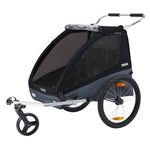 Thule Coaster Xt Bike Trailer+Stroll Sort Sort OneSize