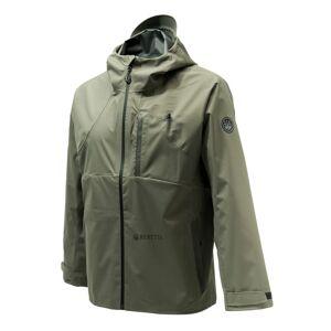 Beretta Men's Active Waterproof Packable Jacket Grøn Grøn S