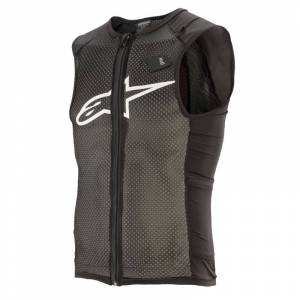 Alpinestars Paragon Plus Protection Vest Sort Sort XL