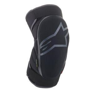 Alpinestars Vector Knee Protector Sort Sort L/XL