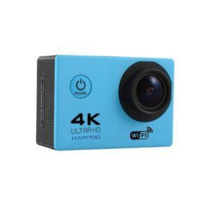 24hshop HAMTOD H9A Actionkamera HD 4K WiFi