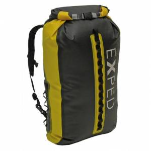 Exped Work and Rescue Pack 50 black-yellow