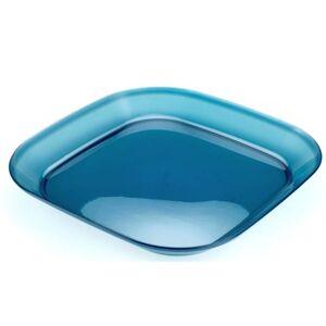 GSI Infinity tallerken blå