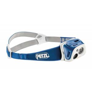 Petzl Tikka R+ hodelykt kongeblå