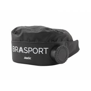 Swix Braasport drikkebelte Svart 2019
